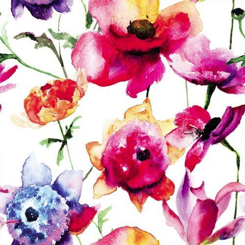 Bright Bouquet Pattern