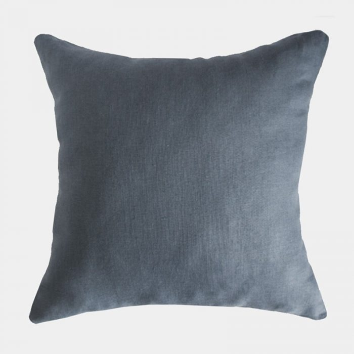 Steel Blue Cushion