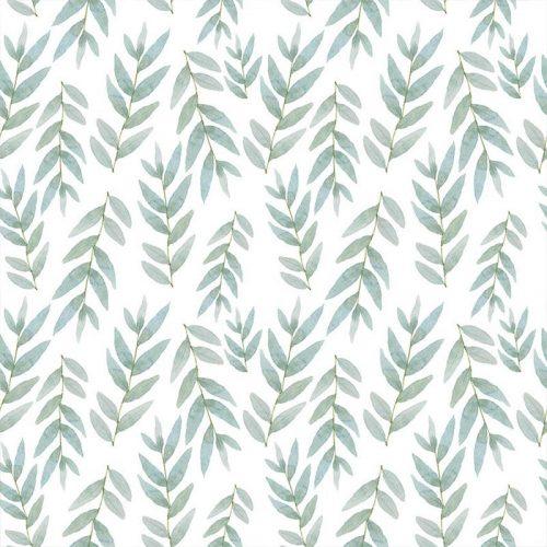 Whistling Leaves Wallpaper