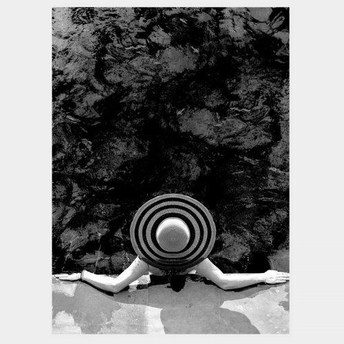 Black Pools Poster