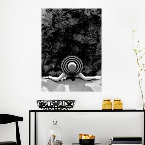 Black Pools Poster Room