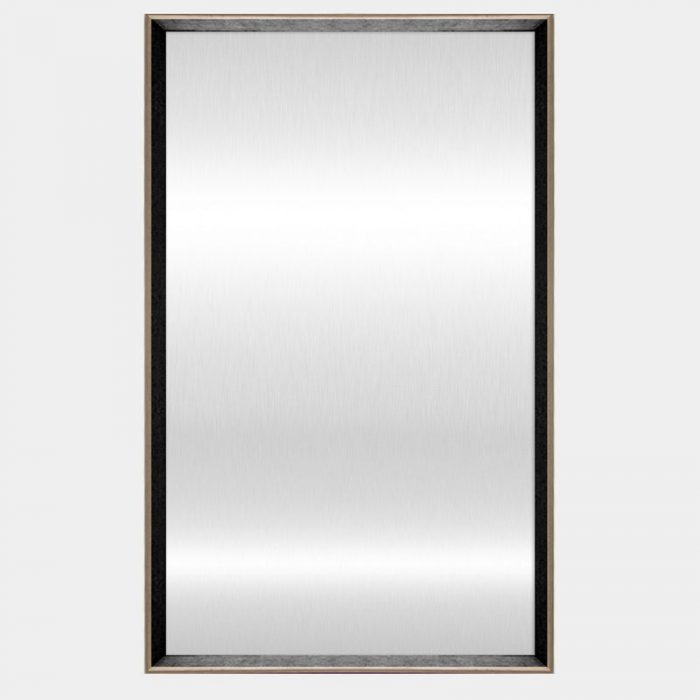 Black Urban Mirror - Front