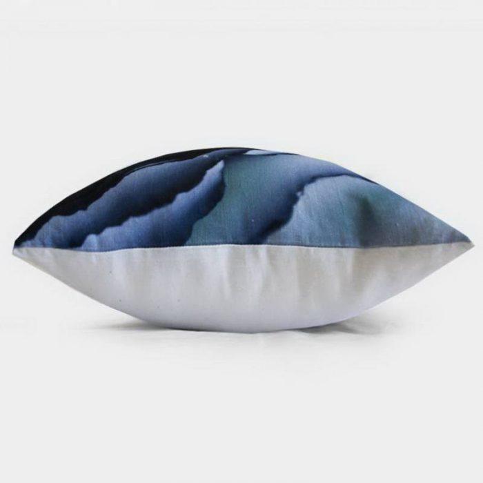 Blue Ripples - Side