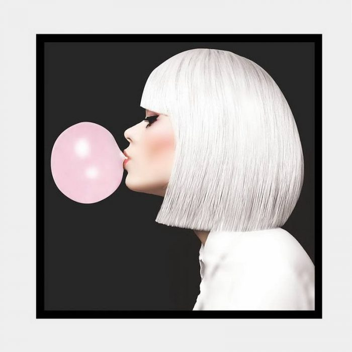 Bubble Luxe - Flat Matte Black