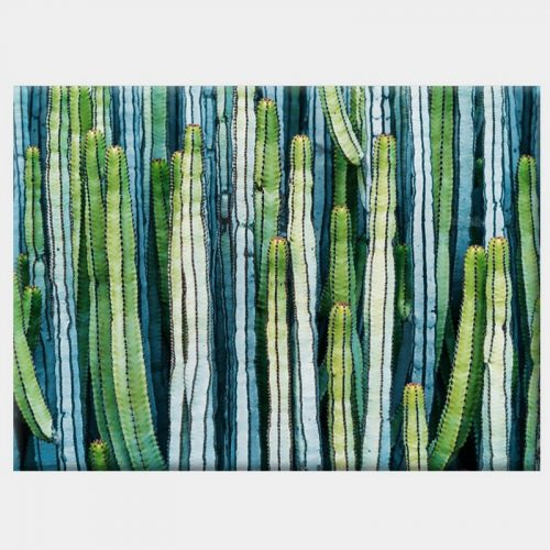 Cactus Delight Canvas - Front - No Frame