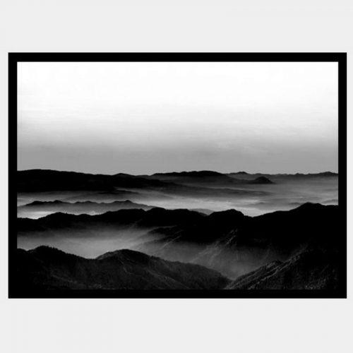 Dark Distance - Flat Matte Black