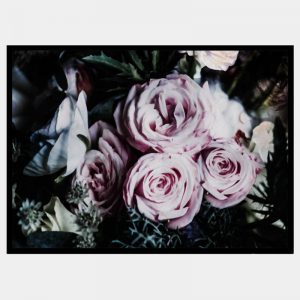 Darkness Roses - Flat Matte Black