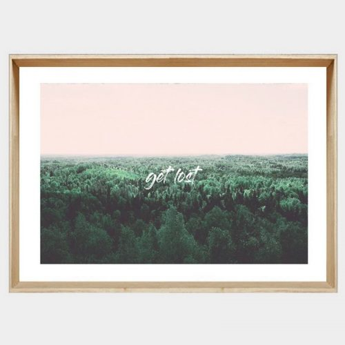 Get Lost - Soft Natural Angled
