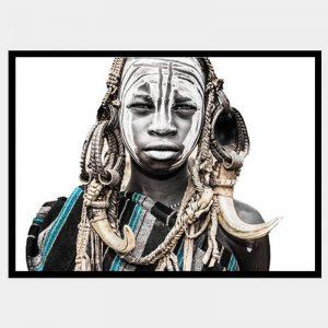 Ghana Son - Flat Matte Black