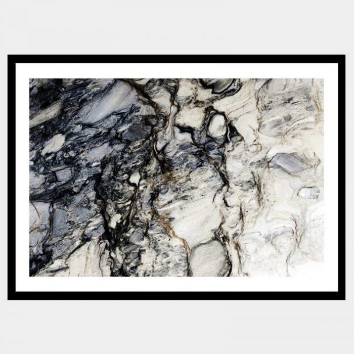 Granite Vogue - Flat Matte Black