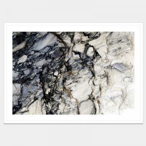 Granite Vogue - Flat Matte White