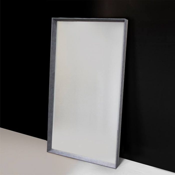 Grey Arched Mirror - Main
