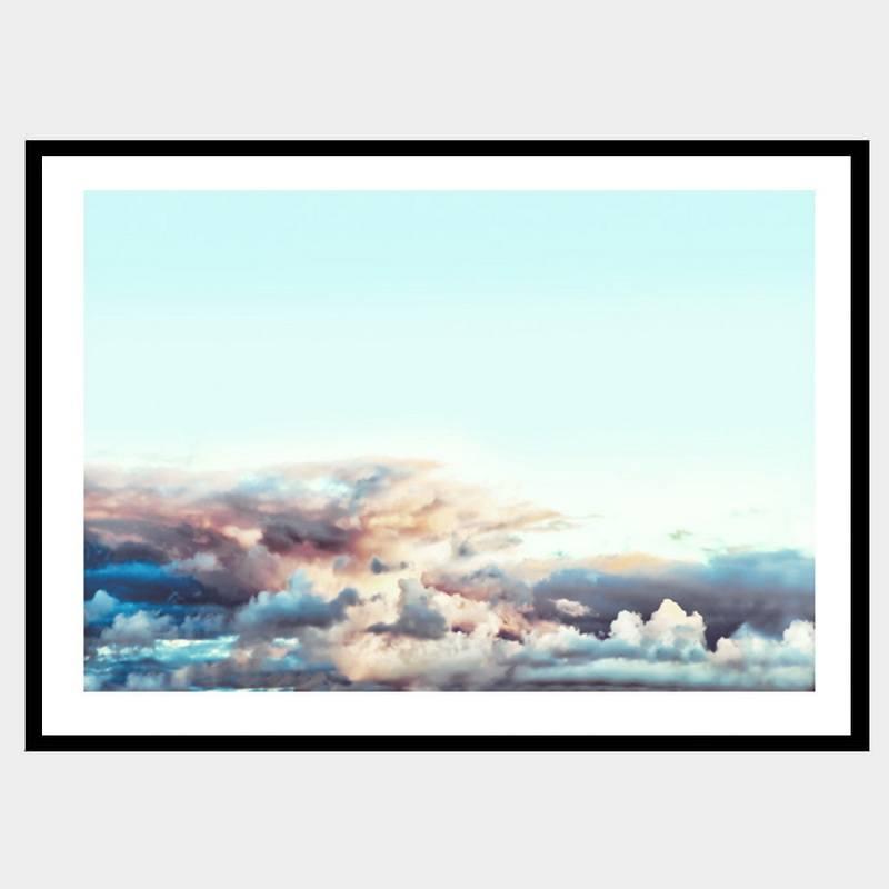 Heavens Above Framed Print Iconico Designs