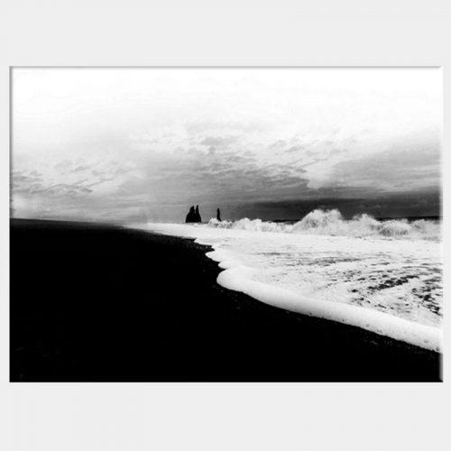 Iceland Sands Canvas - No Frame