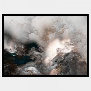 Luxe Storm - Flat Matte Black