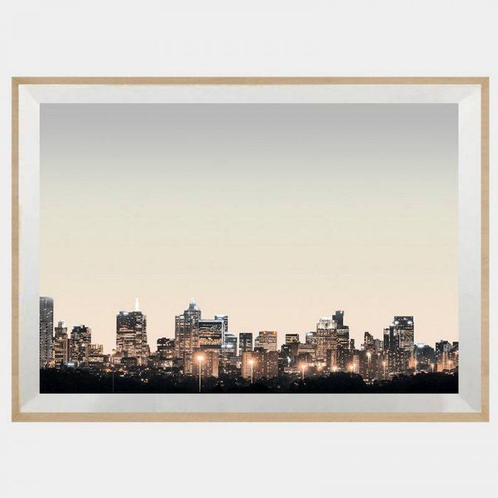 Melbourne Lights - Boutique Gloss White