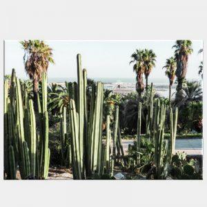 Mexica Canvas - No Frame