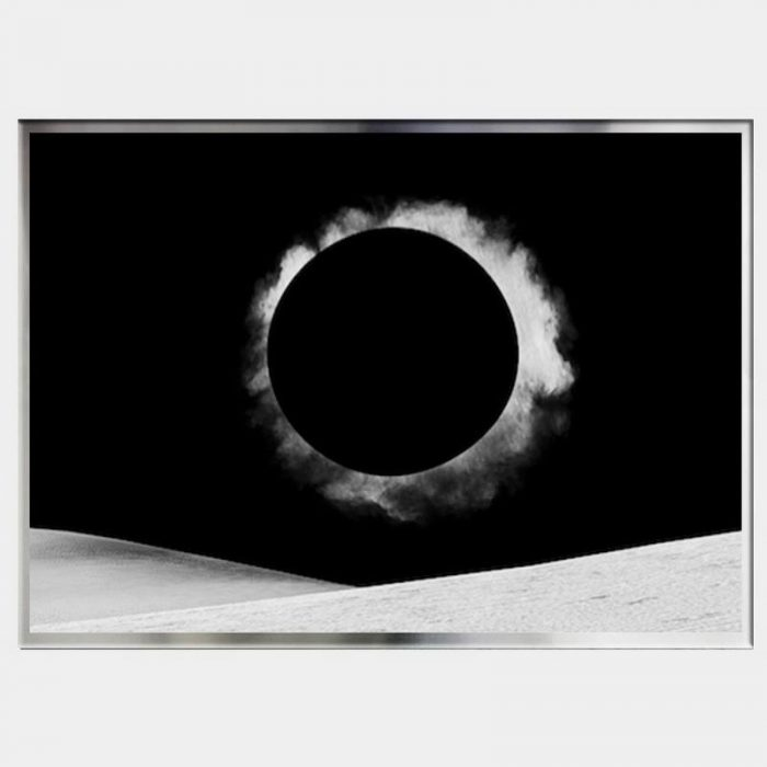 Midnight Eclipse - Flat Chrome
