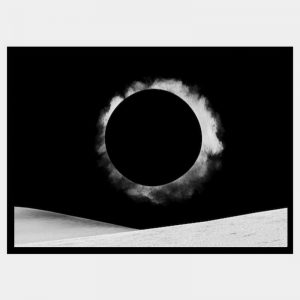 Midnight Eclipse - Flat Matte Black