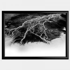 Midnight Veins - Gloss Black