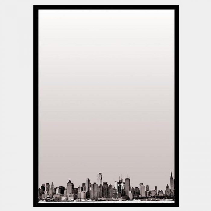 Moody NYC - Flat Matte Black