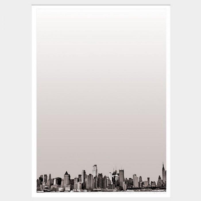 Moody NYC - Flat Matte White