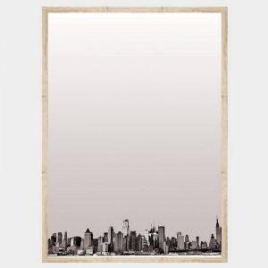 Moody NYC - Flat Natural
