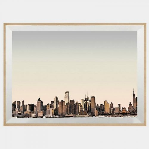 NYC Sunset - Boutique Gloss White