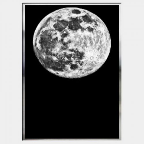Noir Luna - Flat Chrome