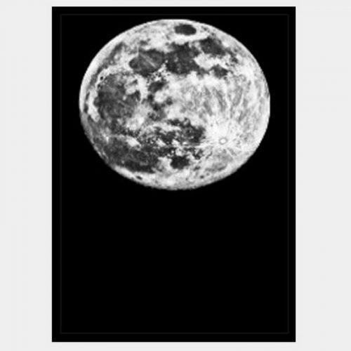 Noir Luna - Flat Matt Black