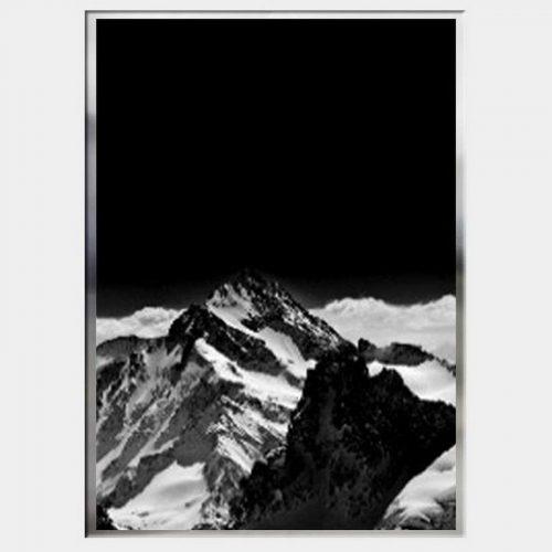 Noir Summit - Flat Chrome