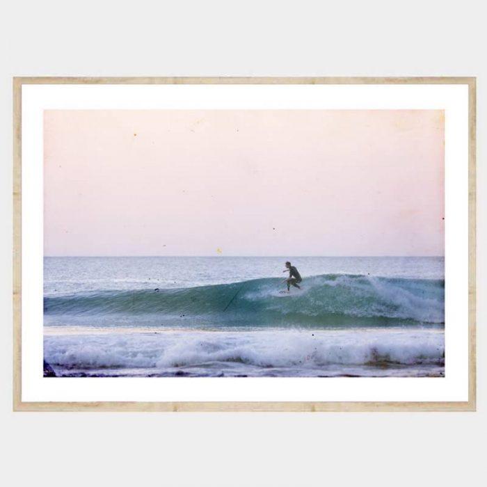 Ocean Escape - Flat Natural