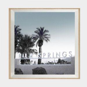 Palm Springs Sunrise - Boutique Gloss White