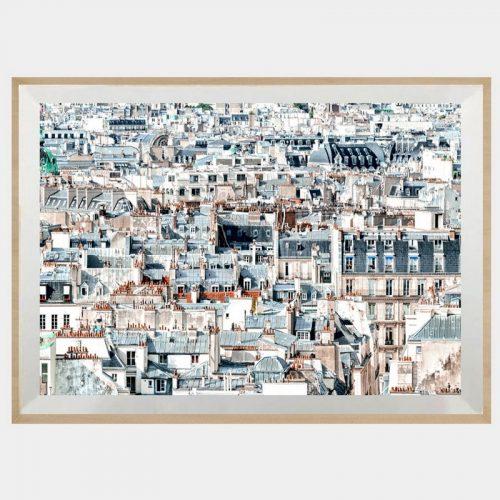 Romantic City - Boutique Gloss White