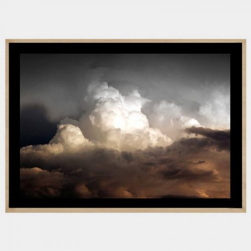 Rustic Clouds - Boutique Gloss Black