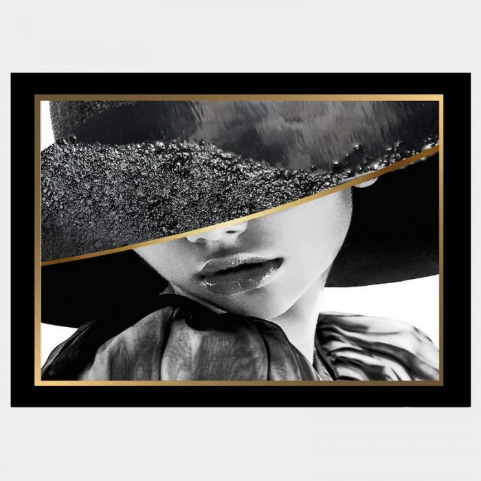 Tabatha - Black and Gold