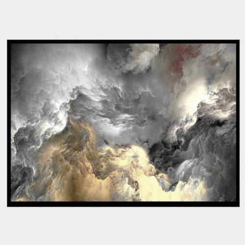 Vogue Skies - Flat Matte Black