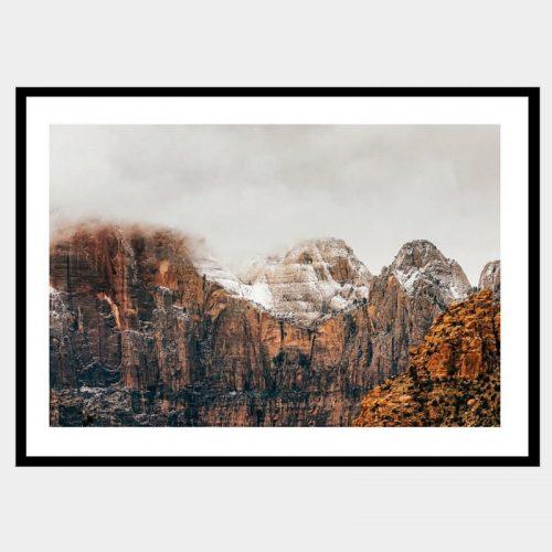 Wisdom Peak - Flat Matte Black
